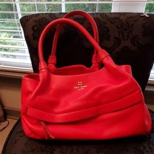 Kate Spade Coral Hand Bag
